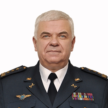 Colonel General Sergii Drozdov (Or General Officer Representing)