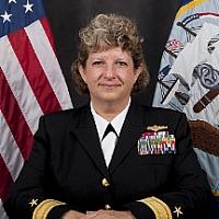 Rear Admiral Danelle Barrett