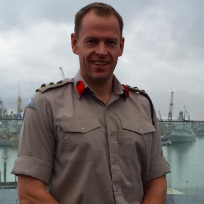 Colonel Dan Cheesman
