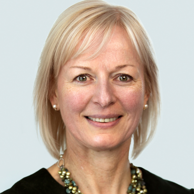 Lori Heinel, Global Chief Investment Officer at State Street Global Advisors