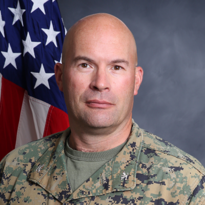 Colonel Wendell B. Leimbach, USMC