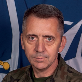 Lieutenant General Sławomir Wojciechowski PhD