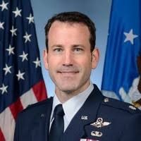Colonel Jared Johnson, Chief of Weapons and Technology Transfer Division at Undersecretary of the Air Force for International Affairs (SAF/IA)