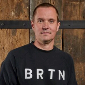 John Lacy, Co-CEO at Burton Snowboards