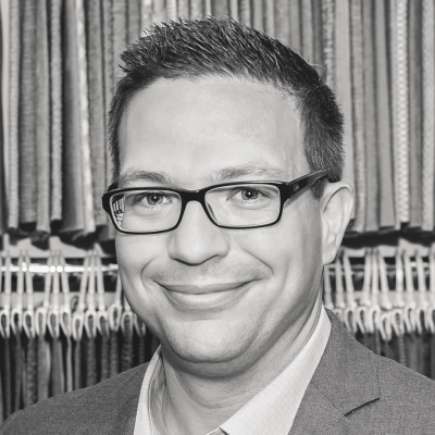 Jesse Lazarus, Chief Process and Innovation Officer at Kravet Inc.