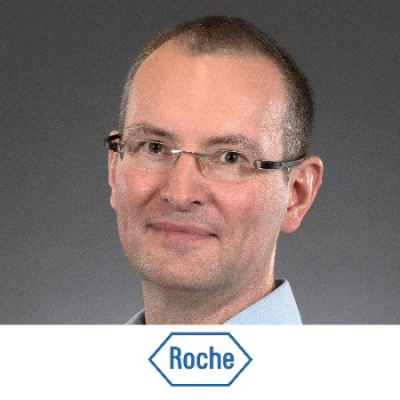 Markus Hasselblatt, Technical Product Leader at Roche