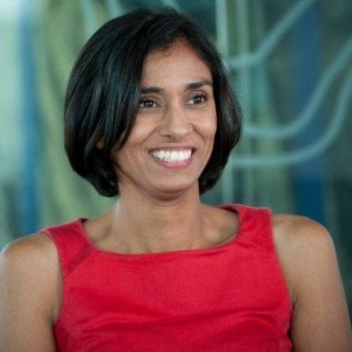 Salima Shariff, Global Head of Talent Acquisition at Anglo American