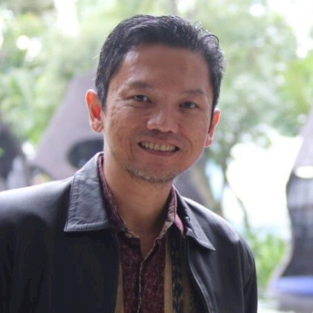 Bimo Purbo, VP, Head of IT Operation Division at PT. Bank Tabungan Negara (Persero) Tbk
