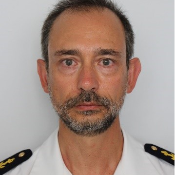 Captain François Escarras, Maritime Security Advisor & Coordinator for Security of Maritime Spaces at French Ministry of Defence