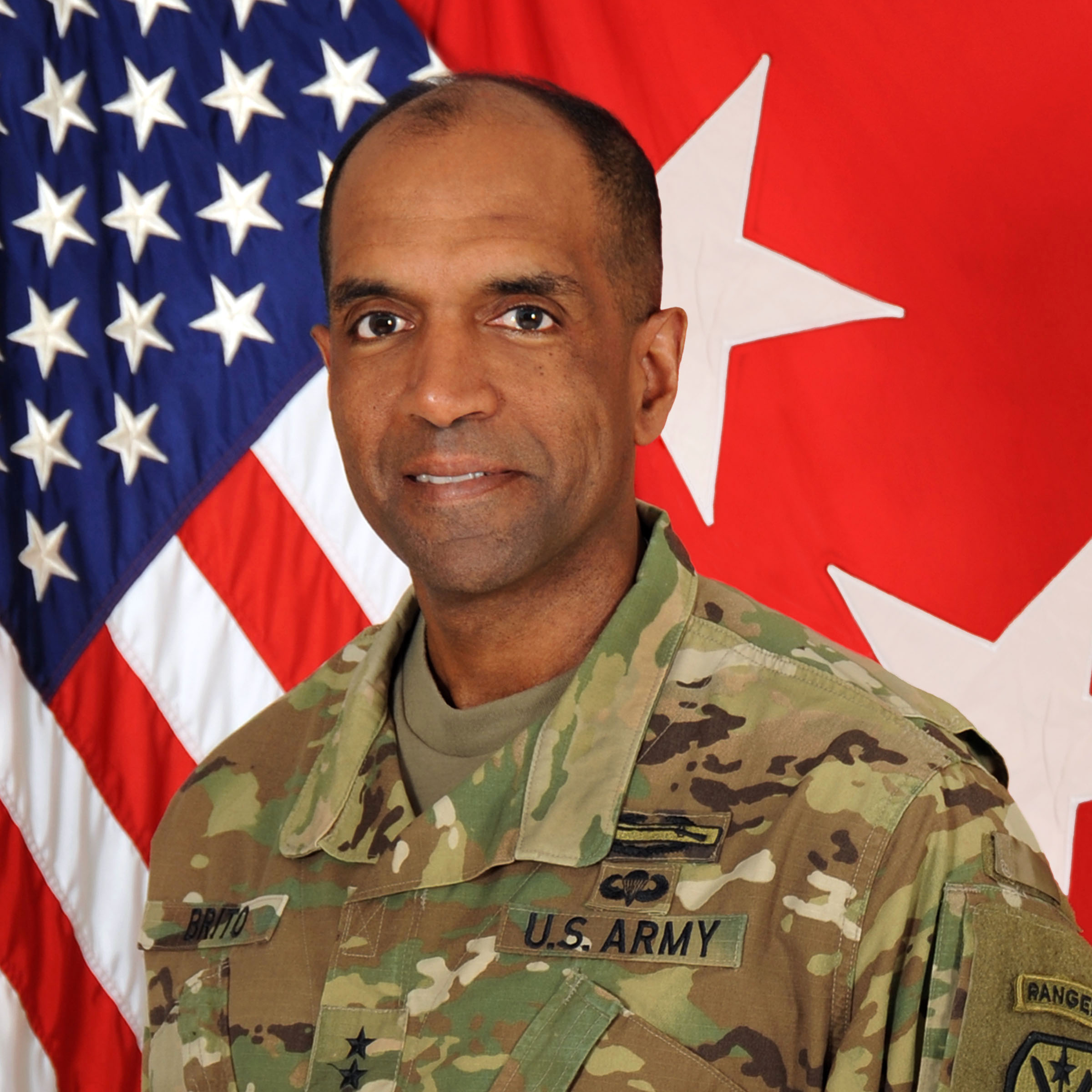 Major General Gary M. Brito