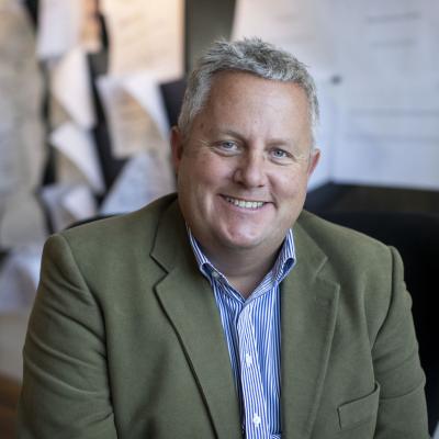 James Sanderson, Managing Director at Wunderman Thompson Inside