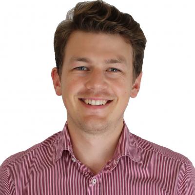 Valter Plasgård, Business Development Manager at Northvolt