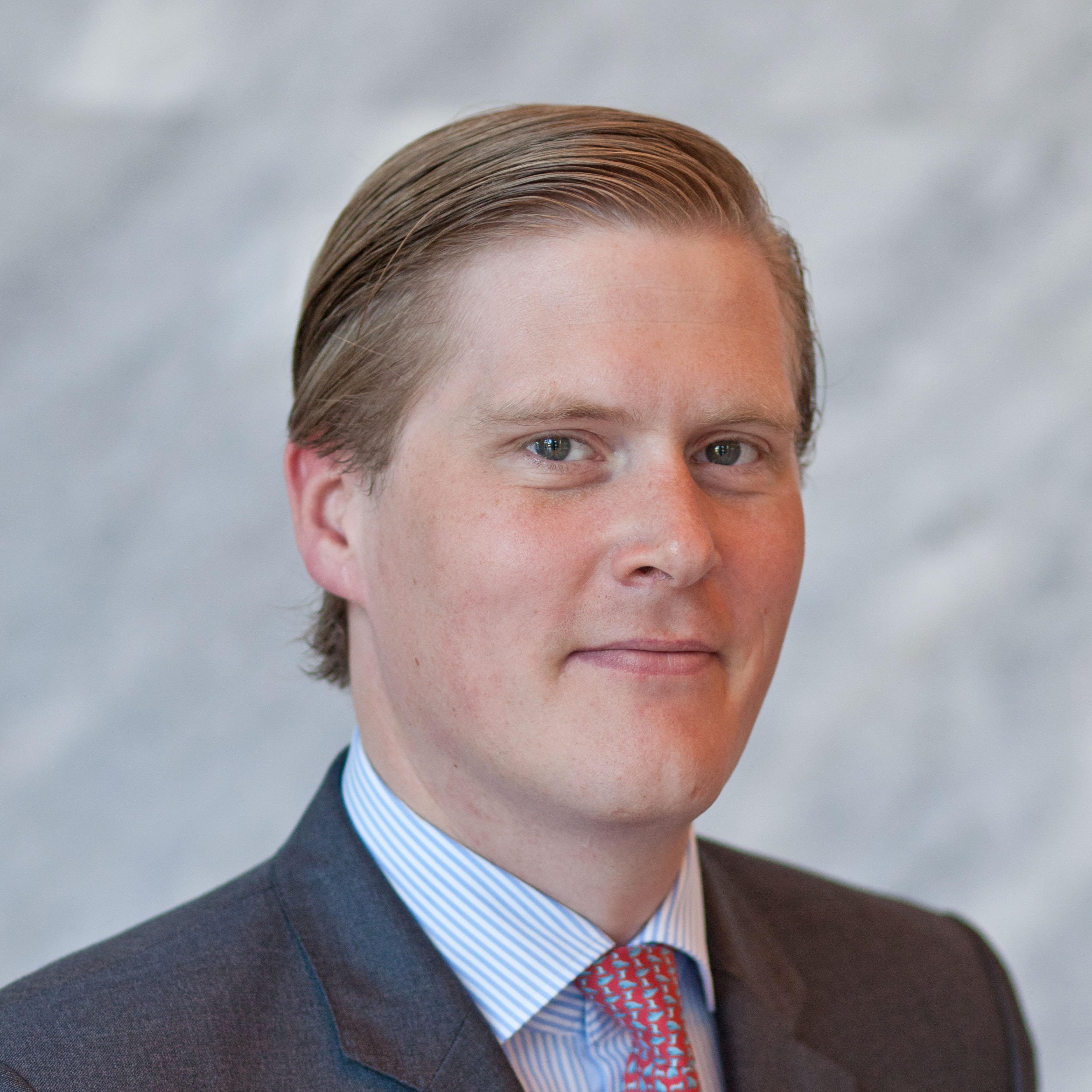 Valentin Winger, Head of Group Regulatory Transformation at Raiffeisen Bank International AG