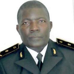 Rear Admiral Narcisco Fastudo