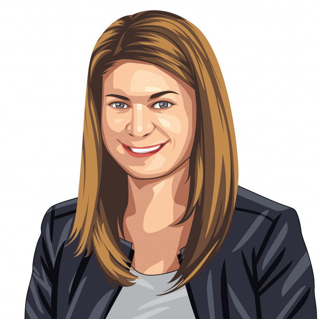 Catherine Courage, VP Ads & Commerce UX at Google