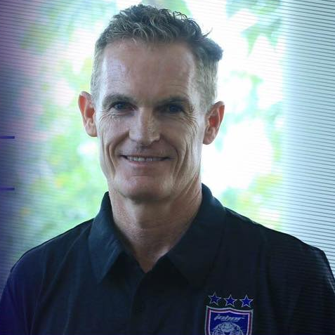Alistair Edwards, Sports Director at Johor Southern Tigers(Sultan Ibrahim Larkin Stadium)
