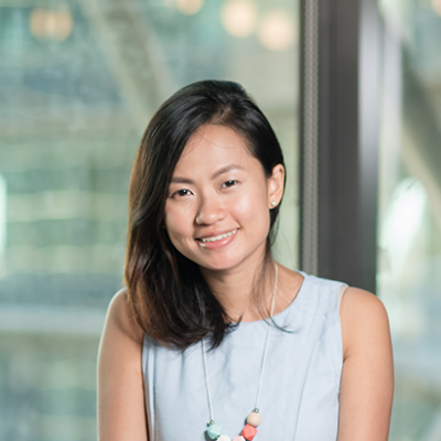 Zelia Leong, Co-Founder at Anywhr
