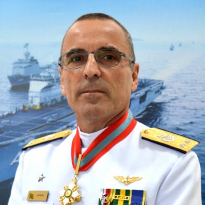 Rear Admiral Paulo Renato Rohwer Santos