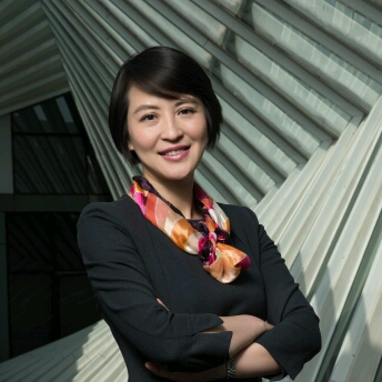 Ms Sherry Chen, Head of Global HRSSC at Alibaba Group