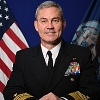 Vice Admiral Scott Stearney