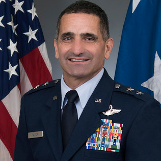 Lieutenant General-select David Nahom