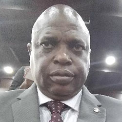 Lanre Bank, Force Criminal Investigation and Intelligence Department at Nigerian Police