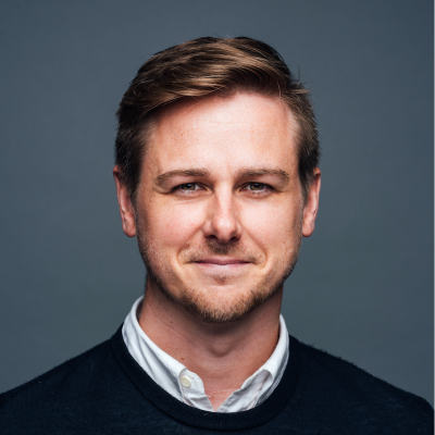 Richard Alan Reid, VP, Global Content at BuzzFeed