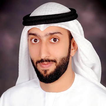 Ahmed Ghanim Al-Ali, Senior Project Manager – Future Services Lab at Prime Minister's Office – UAE
