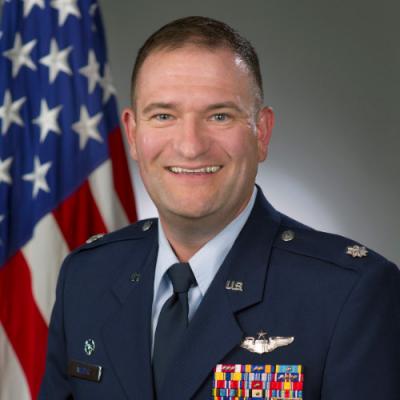 Lieutenant Colonel (Ret.) Eric Weber, MBA, ATP