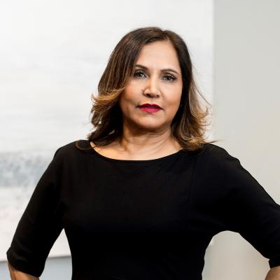 Anju Virmani, Chief Information Officer at Cargojet