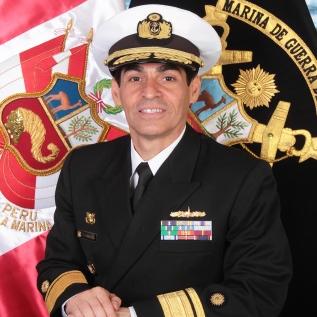 Rear Admiral Gonzalo Carrera Mazuelos