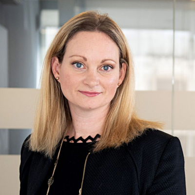 Cathy Gibson, Head of Fixed Income Trading at Royal London Asset Management