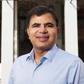 Amit Saberwal, Founder and CEO at RedDoorz