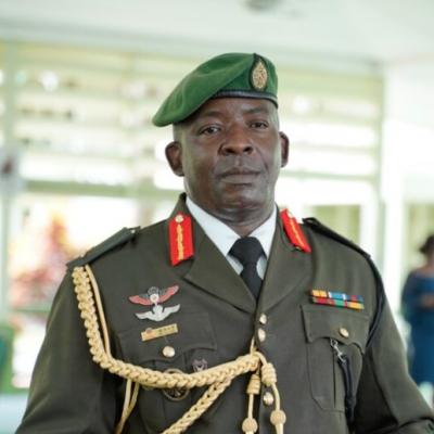 Brigadier Godfrey Bess