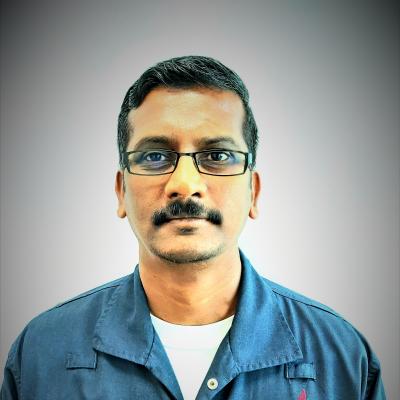 Satheesh Ramakrishnan, Rotating Equipment Specialist at KNPC