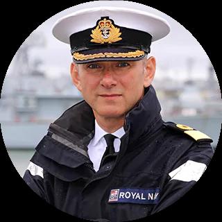 Commodore Ian Annett