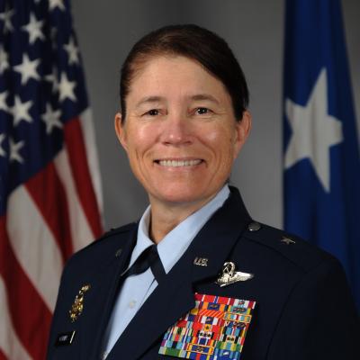 Brigadier General Brenda Cartier