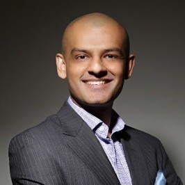 Tushar Pandit, Vice President, People at Bedrock Detroit