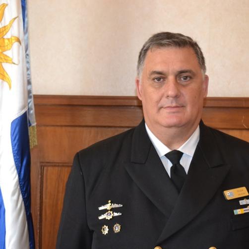 Rear Admiral Jorge Wilson Menendez