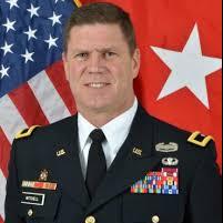 Major General Daniel Mitchell