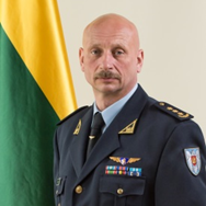 Colonel Dainius Guzas