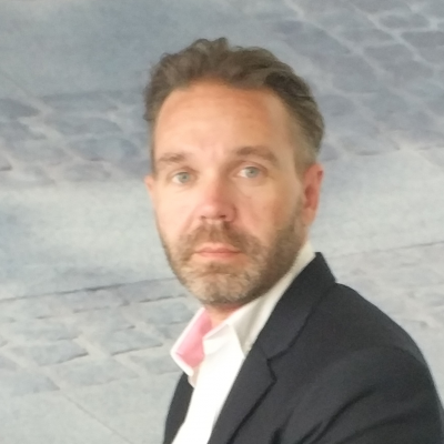 Joris Hitier, Head of After Sales and Spare Parts, APAC at Piaggio Group