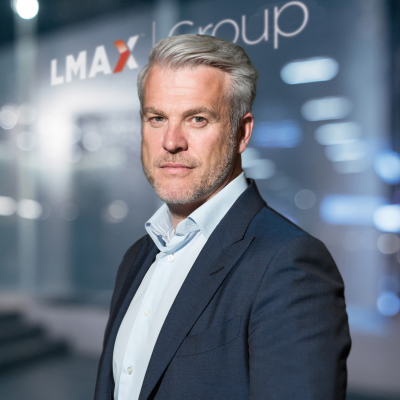 David Mercer, CEO at LMAX Group