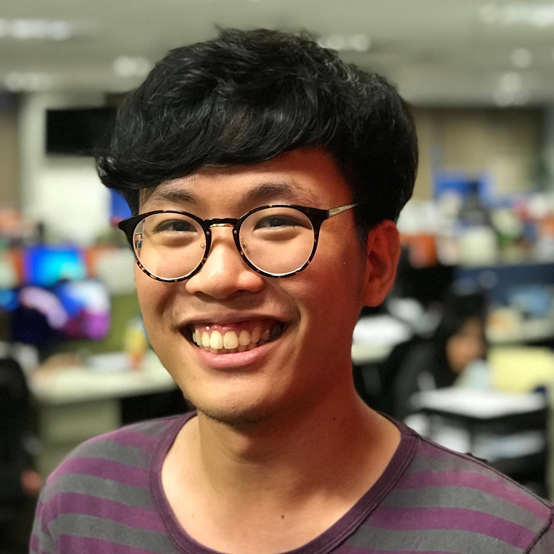 Yu Bin Ng, Head eGG Network and Tamago at Astro