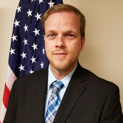 Gerald Caron, Acting Director at Enterprise Network Management, U.S. Department of State