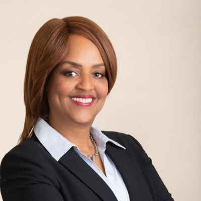 Erica Hill, Vice President, Global Supplier Diversity and Inclusion at CBRE