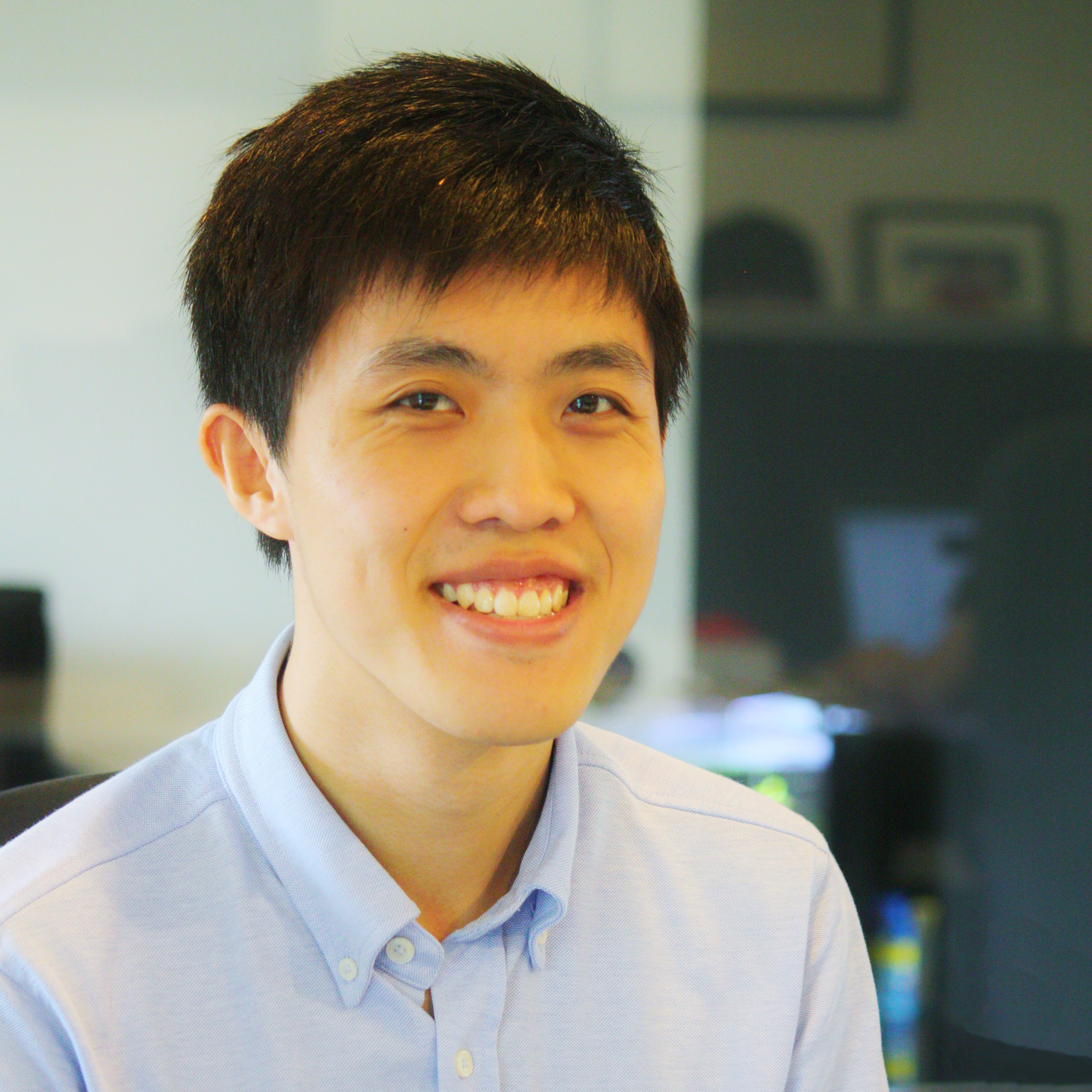 Dave Teo, Project Lead at Singapore Life