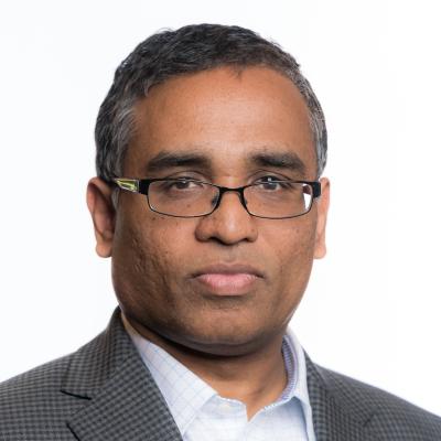 Arun Krishnan, Vice President, Global Network Planning at AstraZeneca