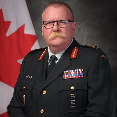 Brigadier General David Anderson, Chief of Staff Readiness at Canadian Joint Operations Command