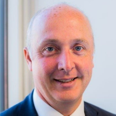 Andrew Onslow, Global Head of Investment Management Operations at Morgan Stanley